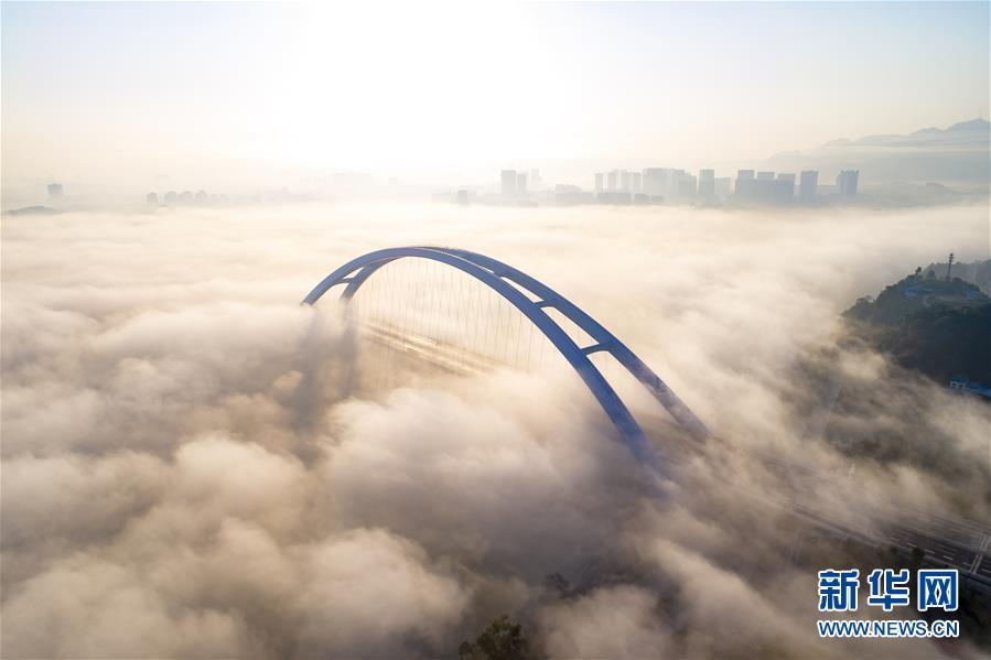 镜观中国·新华社国内照片精选