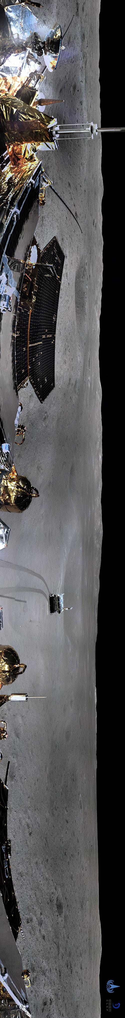 快看!世界上第一张月球背面全景图面世