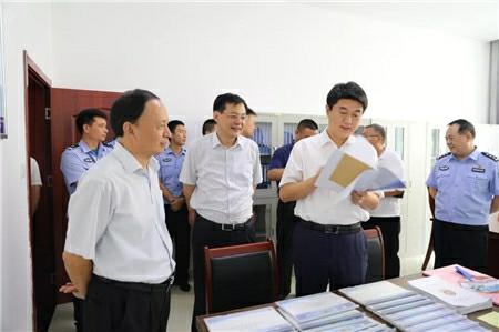 济宁市委政法委书记张辉被指连续破格提拔 省委组织部:已记录信息