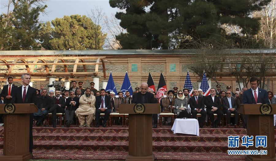 18年血腥战争结束 美国和塔利班签署旨在结束阿富汗战争的和平协议
