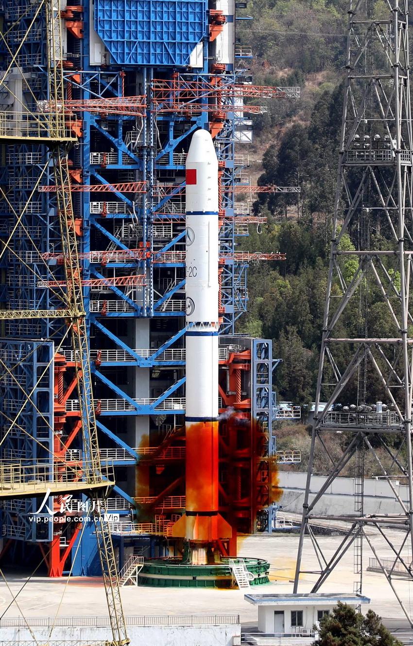3月24日,我国成功发射遥感三十号06组卫星